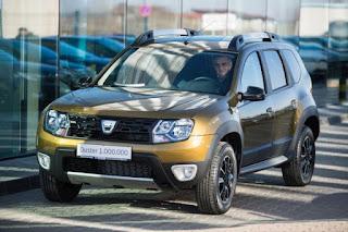 Un client din Romania este proprietarul modelului Duster cu numarul 1 000 000 produs la Mioveni