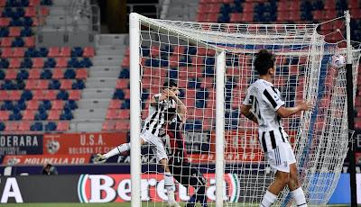 ملخص واهداف مباراة يوفنتوس وبولونيا (4-1) الدوري الايطالي