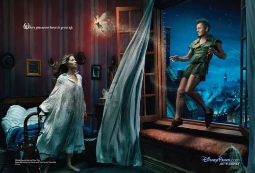 Giselle Bundchen Mikhail Baryshnikov Tina Fey Peter Pan animatedfilmreviews.filminspector.com