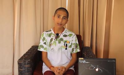 Jovencita vidente predijo el coronavirus y dice que terminará el 29 de mayo-TuParadaDigital