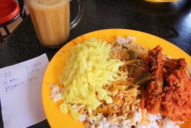 masakan india di penang