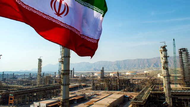 Another Massive Fire Erupts At An Iranian Oil Refinery, Follows Sinking Of Largest Warship