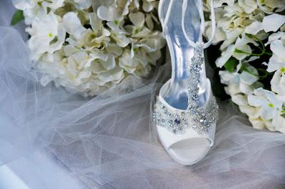 scarpe sposa stella blanc