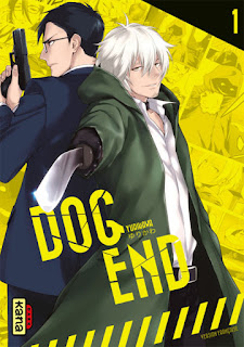 [7BD] Dog End tome 1 aux éditions Kana