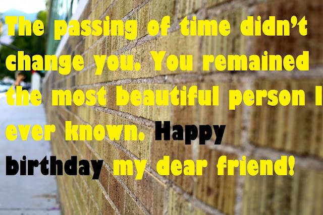 Heartfelt Birthday Wishes for Friends