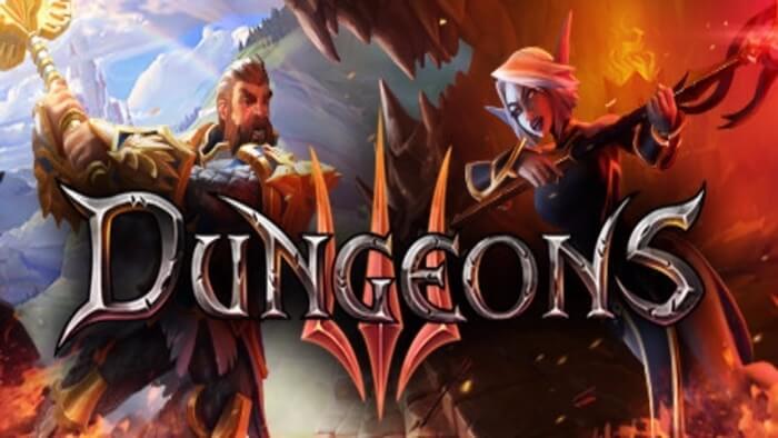 Dungeons 3 grátis na Epic Games! Baixe agora!
