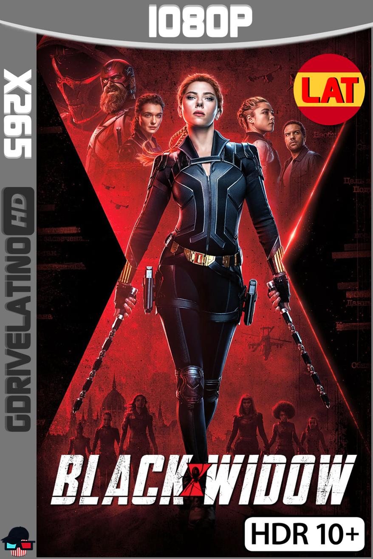 Black Widow (2021) D+ WEB-DL 1080p x265 HDR10 Latino-Ingles MKV