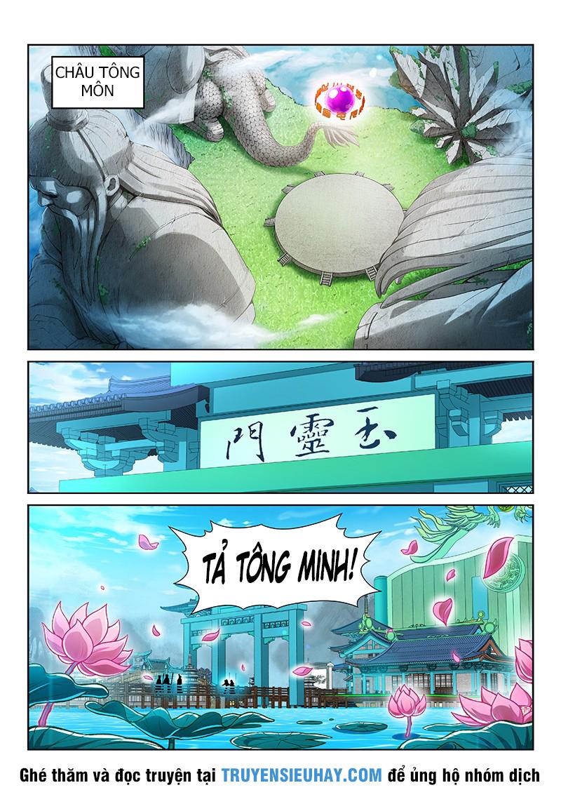 Ta Là Đại Thần Tiên chap 221 - Trang 14