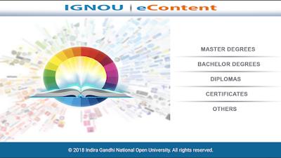 ignou books online download