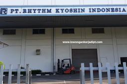 Lowongan Kerja PT Rhythm Kyoshin Indonesia