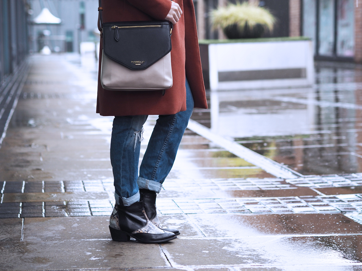 Fiorelli Bag - Rock On Holly blog