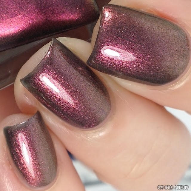 Night Owl Lacquer-Cozy Fire