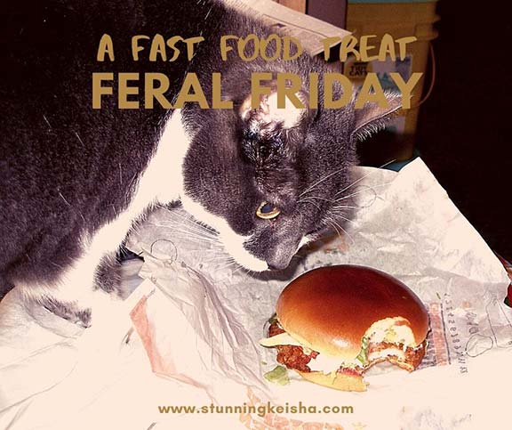 Feral Friday: A Fast Food Treat
