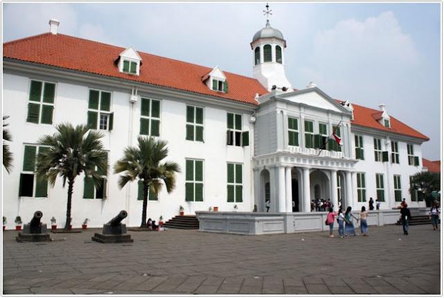 Museum Sejarah Jakarta;Destinasi Wisata Jakarta