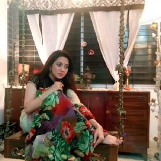 Tarin Jahan Bangladeshi Actress In Saree