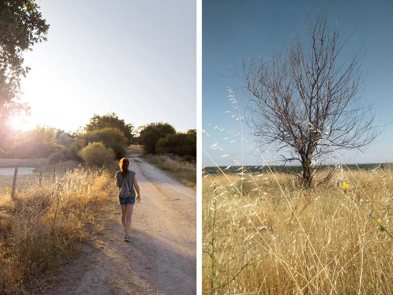 LIFESTYLE: COUNTRYSIDE SUMMER DAYS // DÍAS DE CAMPO EN LAS ARRIBES DEL DUERO EN SALAMANCA
