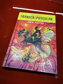 Transcrepuscular, el cómic de Jordi Pastor