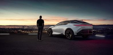 lexus electric vehicles reaches 2mn of global sale