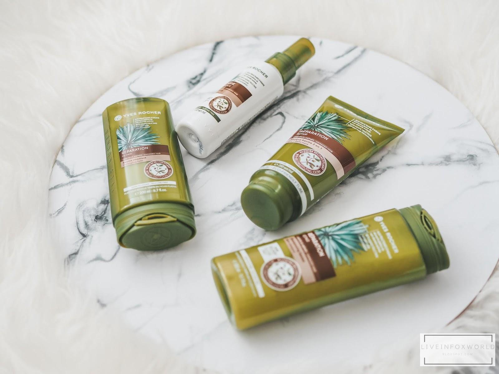 Spojenie jojobového oleja a fruktantov z agáve