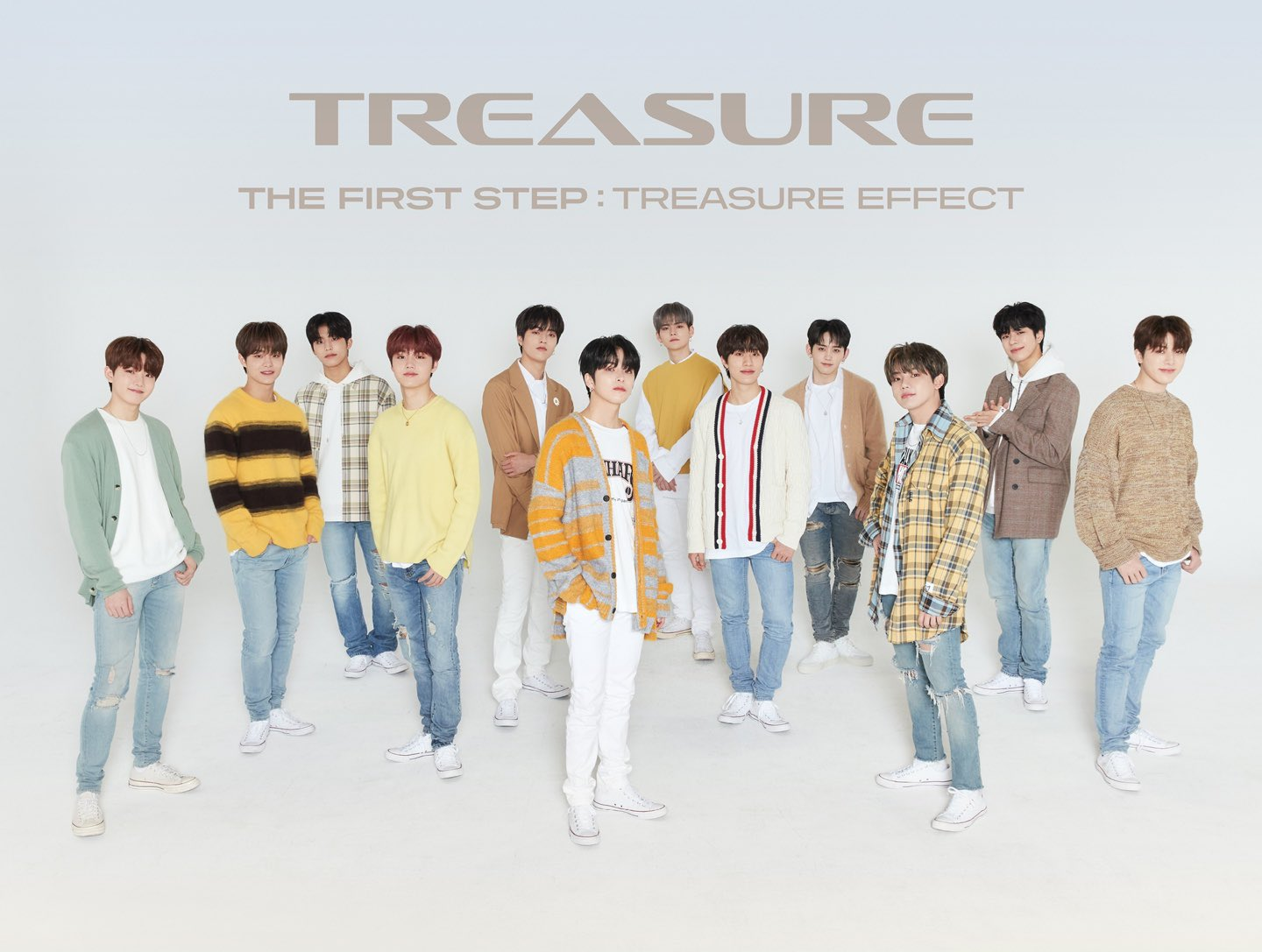 treasure debut japon