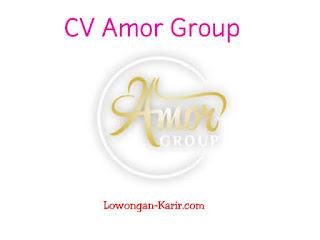 Lowongan Kerja Admin Warehouse CV Amor Group Sukabumi Terbaru