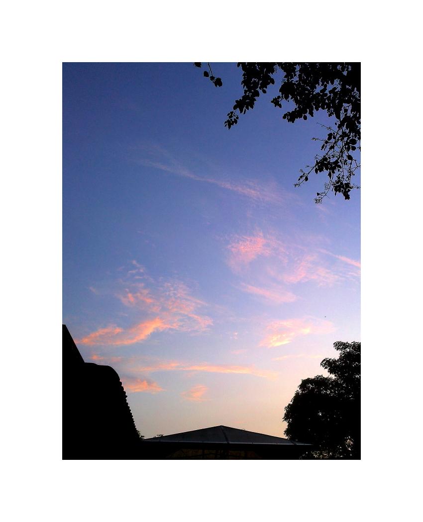 Evening Sky II, Twilight Pending 01