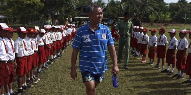 'Tomy Winata di belakang pencalonan Gatot Nurmantyo itu tidak benar'