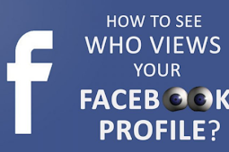 How Can You See who View Your Facebook