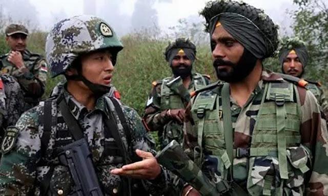 Lính Ấn Độ, Trung Quốc 'đấm nhau' ở biên giới