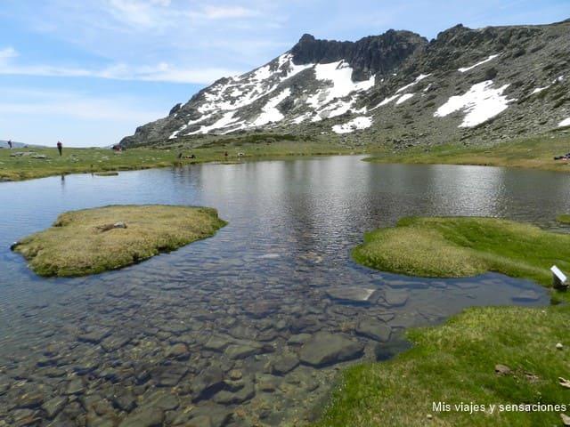 Laguna de los pájaros, Sierra de Guadarrama