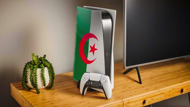 ps5 prix algerie