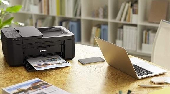 Review: Canon Pixma All in One Printer E4270