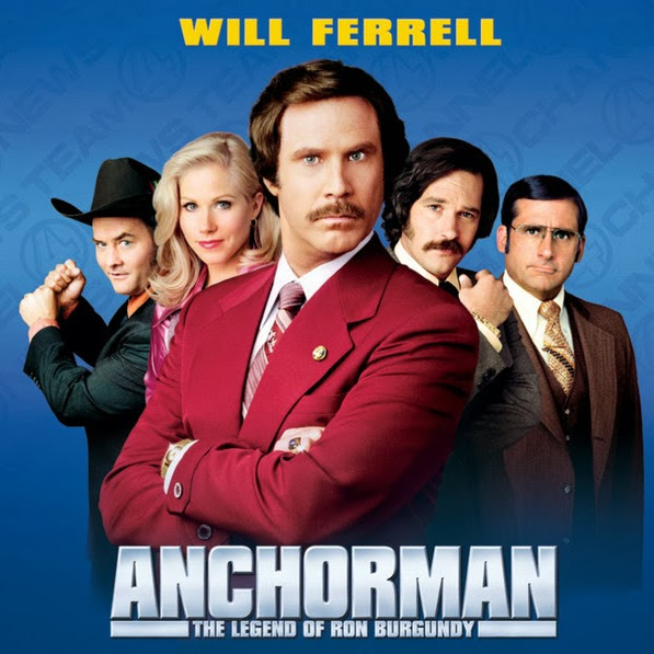 Will Ferrell & Starland Vocal Band -  Afternoon Delight (Both Versions) Cover