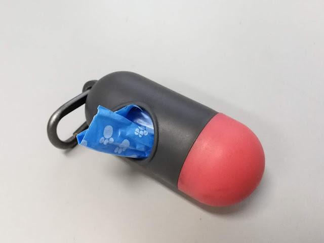 携帯用ビニール袋