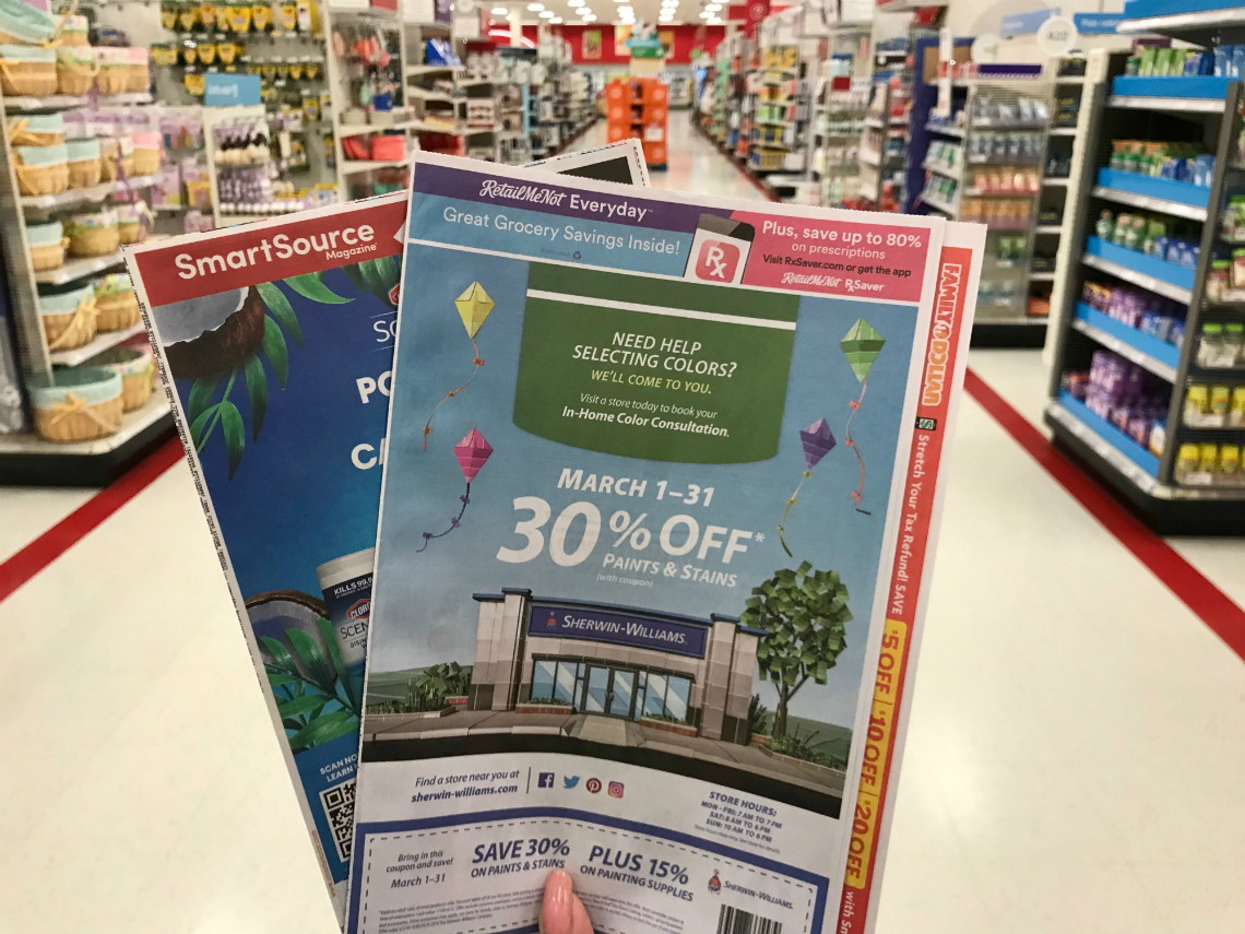 The Target Saver: June 2019