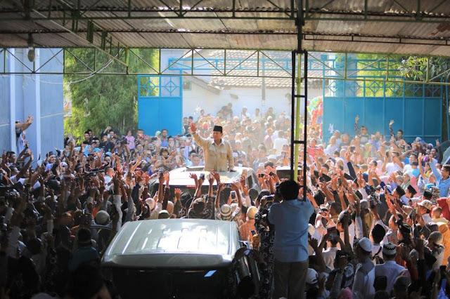 Jika Terpilih, Ulama FPI Tidak Sungkan untuk Mengoreksi Prabowo
