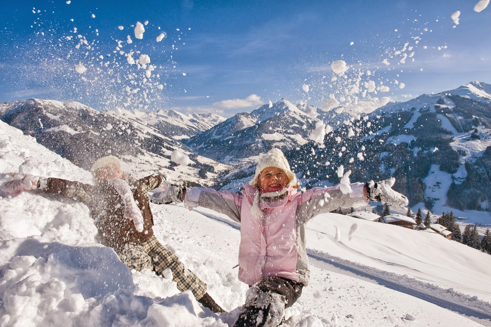 Alpbach, Austria - The Top Ski Resorts for Families In The World