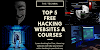 Top 5 Free Hacking & Cyber-Security Websites & Courses for Beginners and Advanced