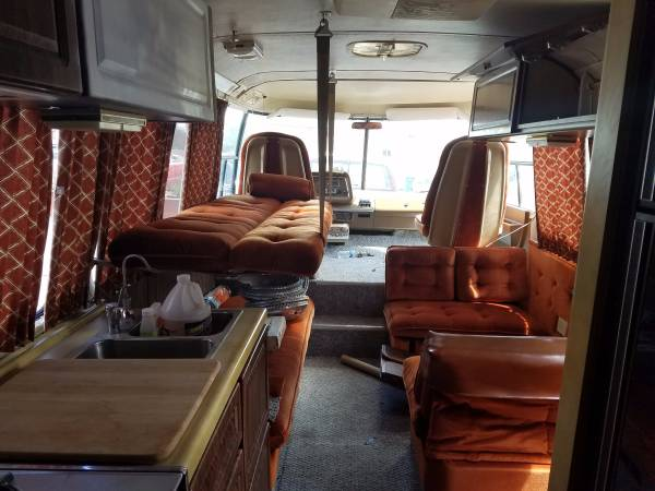 Gmc Motorhome For Sale >> Used RVs One Owner, 1975 GMC Eleganza II For Sale by Owner