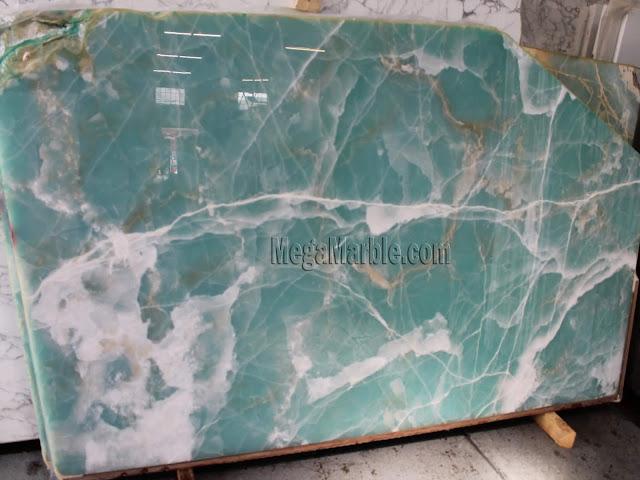 Green Onyx Marble Slabs