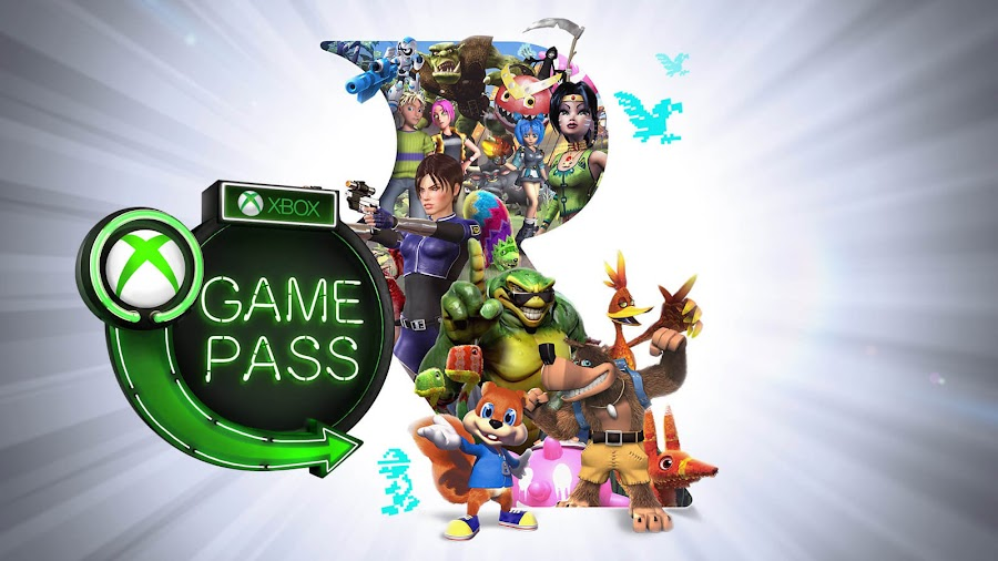 xbox game pass 2019 rare replay xb1