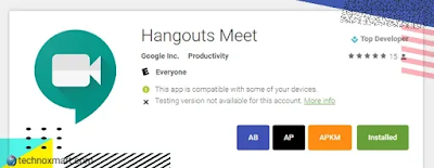 google meet video calling app