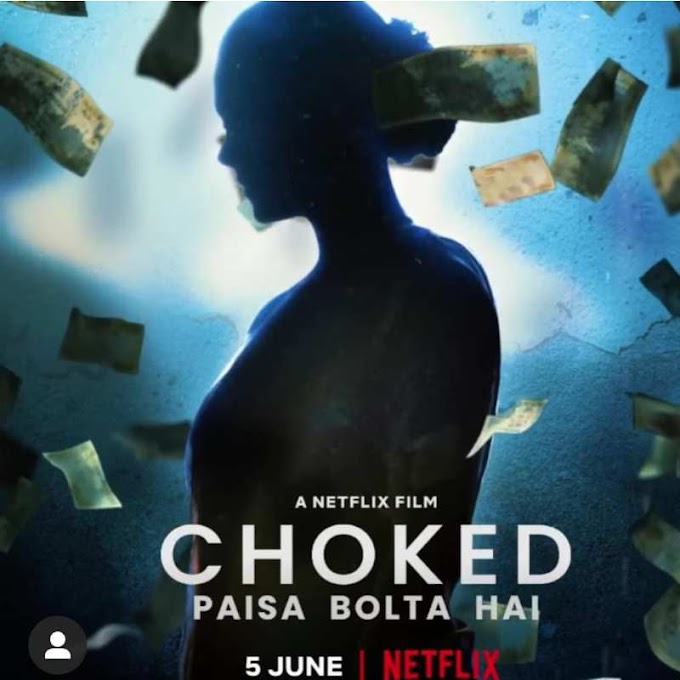 Choked Paisa Bolta Hai 2020 Hindi 1080p
