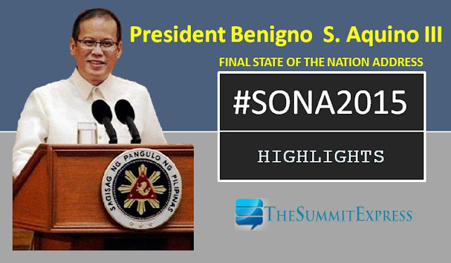 Duterte SONA 2016 reaction paper