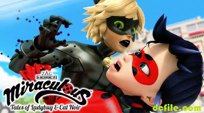 Miraculous Ladybug & Cat Noir - The Official Game On - DcFile.com