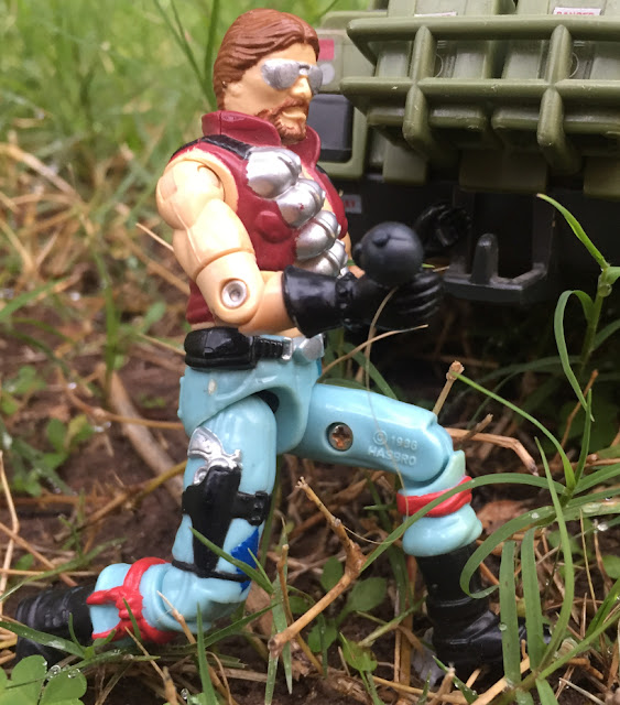 1986 Monkeywrench, Dreadnoks, VAMP, 1982