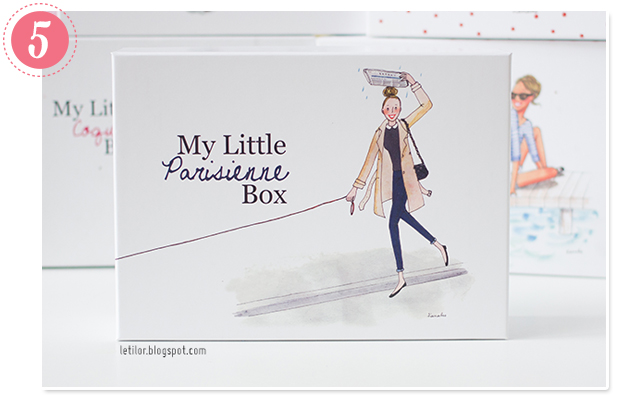 My little parisienne box review