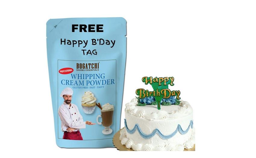Boghatchi whipping cream powder online