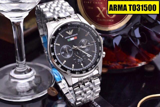 Đồng hồ nam Armani T031500