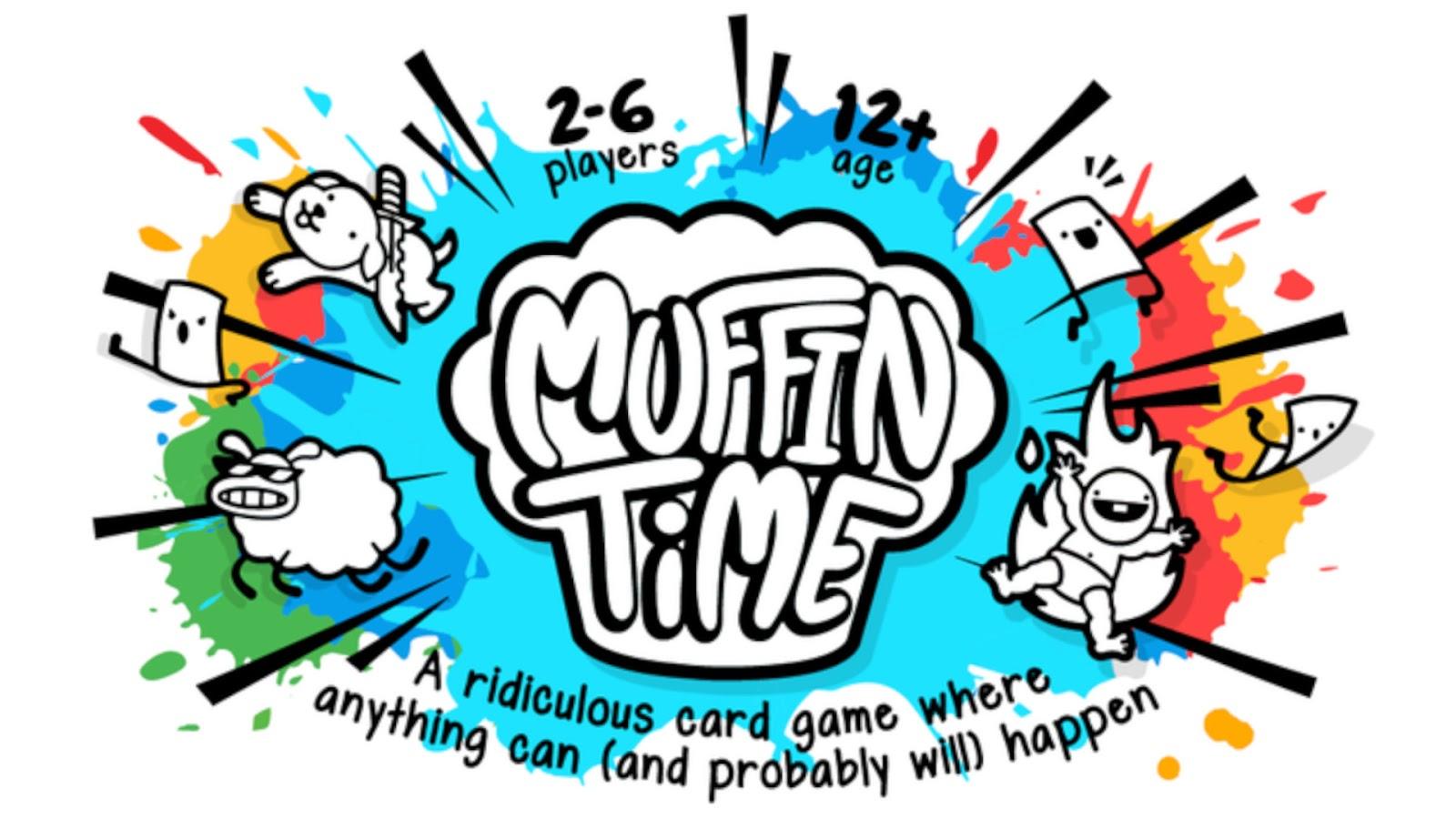 Kickstarter Highlights - Muffin Time